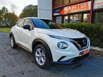 <strong>NISSAN JUKE</strong><br/>DIG-T 117 DCT7 N-Connecta