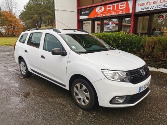 <strong>DACIA LOGAN</strong><br/>MCV TCe 90 Silverline