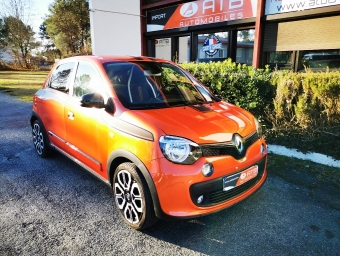 <strong>RENAULT TWINGO</strong><br/>III 0.9 TCe 110 GT