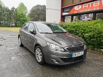 <strong>PEUGEOT 308</strong><br/>1.6 BlueHDi 100ch S&S BVM5 Style