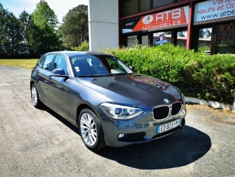 <strong>BMW SERIE 1</strong><br/>116d 116 ch Lounge