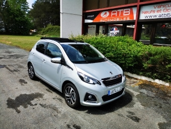 <strong>PEUGEOT 108</strong><br/>VTi 72ch S&S BVM5 Collection TOP!