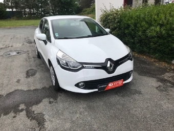 <strong>RENAULT CLIO</strong><br/>IV SOCIETE DCI 90 ECO2 AIR MEDIANAV