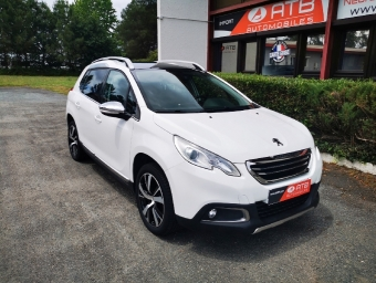 <strong>PEUGEOT 2008</strong><br/>1.6 e-HDi 115ch Féline Cuivre