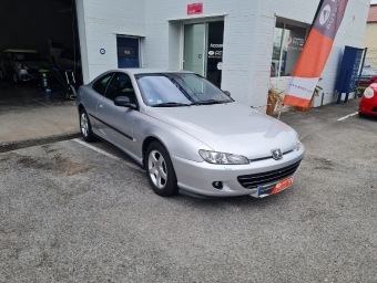 <strong>PEUGEOT 406</strong><br/>Coupé 2.2 HDi Ultima Edizione