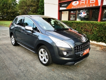<strong>PEUGEOT 3008</strong><br/>1.6 HDi 115ch FAP Allure