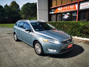 <strong>FORD MONDEO</strong><br/>SW 2.0 TDCi 140 DPF Titanium