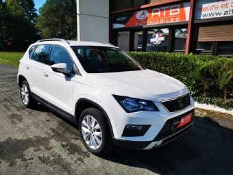 <strong>SEAT ATECA</strong><br/>1.0 TSI 115 ch Start/Stop Style