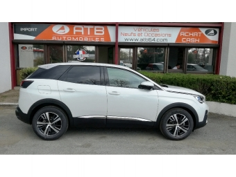 <strong>PEUGEOT 3008</strong><br/>1.2 PureTech 130ch Allure S&S