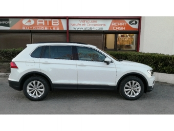 <strong>VOLKSWAGEN TIGUAN</strong><br/>2.0 TDI 115ch BlueMotion Technology Confortline