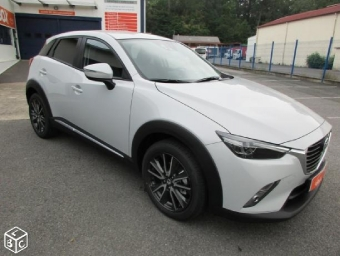 <strong>MAZDA CX-3</strong><br/>2.0 SKYACTIV-G 120 PACK LUXURY