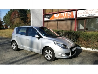 <strong>RENAULT SCENIC</strong><br/>1.5 dCi 110 FP DYNAMIQUE