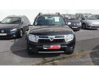 <strong>DACIA DUSTER</strong><br/>1.5 dCi 110ch FAP Prestige 4X2