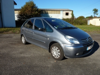 <strong>CITROEN PICASSO</strong><br/>1.6 HDi110 FAP