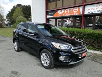 <strong>FORD KUGA</strong><br/>2.0 TDCi 150ch Stop&Start Titanium 4x2 / Kuga II / Ph2