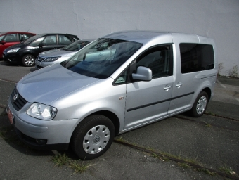 <strong>VOLKSWAGEN CADDY</strong><br/>
