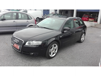 <strong>AUDI A4 AVANT</strong><br/>