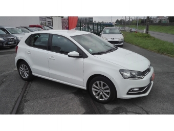 VOLKSWAGEN POLO 1.4 TDI 90ch BlueMotion Technology Confortline 5p (2015A)