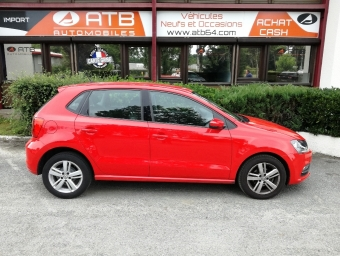 <strong>VOLKSWAGEN POLO</strong><br/>1.4 TDI 75ch BlueMotion Technology Confortline 5p (2014A)