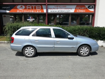 <strong>CITROEN XSARA BREAK</strong><br/>2.0 HDi90 Tendance (2005A)