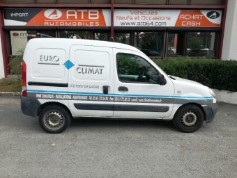 <strong>RENAULT KANGOO EXPRESS</strong><br/>1.5 dCi 70ch Confort (2006A)