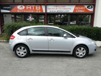 <strong>CITROEN C4</strong><br/>2.0 HDi138 FAP Pack Ambiance (2005A)