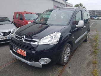 <strong>CITROEN BERLINGO</strong><br/>1.6 HDi92 FAP Multispace 5p (2011A)