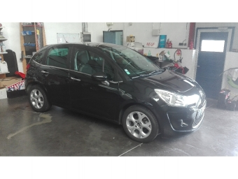 <strong>CITROEN C3</strong><br/>1.6 HDi90 (92) FAP Exclusive (2010A)