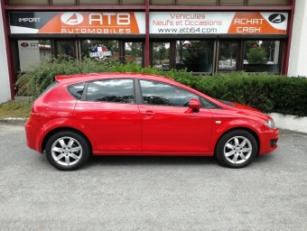 <strong>SEAT LEON</strong><br/>1.6 TDI 105 FAP Reference Pack