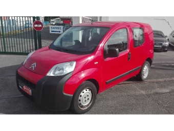 <strong>CITROEN NEMO</strong><br/>1.3 HDi 75 FAP Business (2013A)