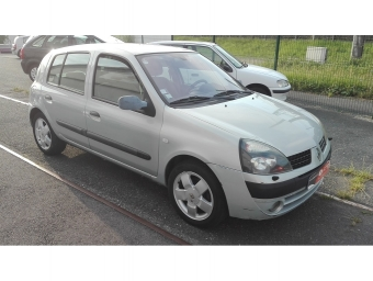 <strong>RENAULT CLIO</strong><br/>1.4 16v 98ch RXT BVA 5p (2000A)