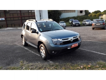 <strong>DACIA DUSTER</strong><br/>1.5 dCi 110ch FAP Lauréate 4X4