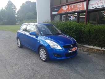 <strong>SUZUKI SWIFT</strong><br/>1.3 DDiS75 GLX 3p (2011A)
