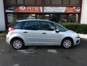 <strong>CITROEN C4 PICASSO</strong><br/>1.6 HDi110 FAP Pack Ambiance