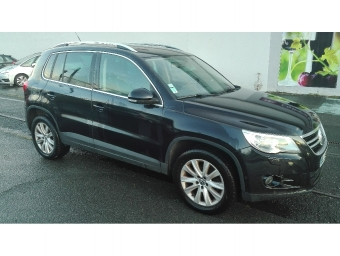 <strong>VOLKSWAGEN TIGUAN</strong><br/>2.0 TDI 140ch FAP Confortline 4X2 (2009A)