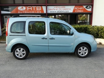 <strong>RENAULT KANGOO</strong><br/>1.5 dCi 85ch TomTom Edition 140g (2010A)