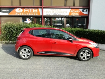 <strong>RENAULT CLIO</strong><br/>