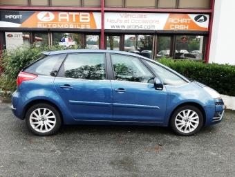 <strong>CITROEN C4 PICASSO</strong><br/>2.0 HDi138 FAP Pack Ambiance BMP6 (2009A)