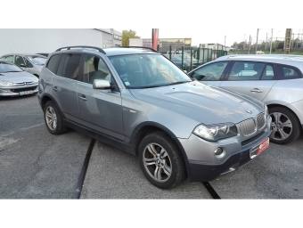 <strong>BMW X3</strong><br/>3.0d 218ch Luxe (2008A)