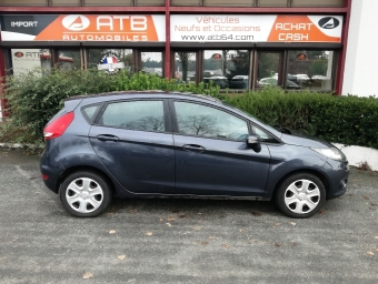 <strong>FORD FIESTA</strong><br/>1.4 TDCi 68ch Trend 5p (2010A)
