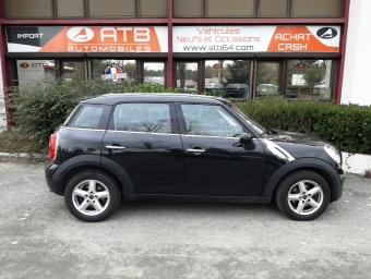 <strong>MINI COUNTRYMAN</strong><br/>Cooper D 112ch Pack Chili (2010A)