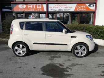 <strong>KIA SOUL</strong><br/>1.6 CRDi FIFA World Cup Pack (2010A)