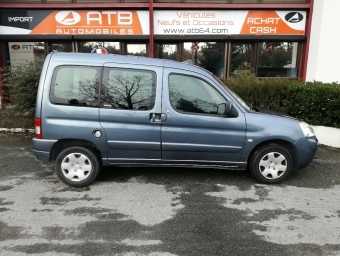 <strong>CITROEN BERLINGO</strong><br/>1.6 HDi75 4p (2007A)