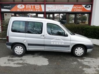 <strong>PEUGEOT PARTNER</strong><br/>2.0 HDi Zenith (2002A)