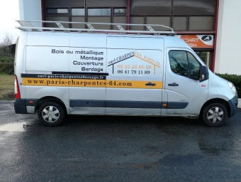<strong>RENAULT MASTER FG</strong><br/>F3500 L3H2 2.3 dCi 150ch Grand Confort BVR (2011A)