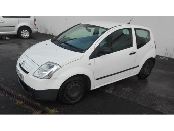 <strong>CITROEN C2</strong><br/>1.4 HDi70 3p (2005A)