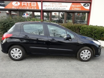 <strong>PEUGEOT 308</strong><br/>1.6 HDi110 Confort Pack FAP BVM5 5p