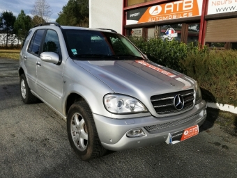 <strong>MERCEDES CLASSE ML</strong><br/>
