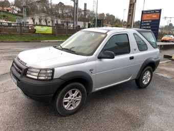<strong>LAND ROVER FREELANDER</strong><br/>Td4 S 3p (2003A)