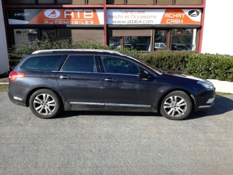 CITROEN C5 TOURER 2.0 HDi160 FAP Exclusive BVA6 (2012A)